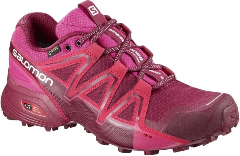 Salomon Speedcross Vario 2 Gtx® W Cerise/Be 40.0 (6,5UK)