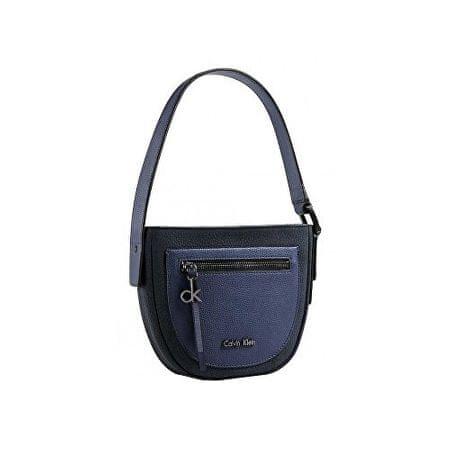 Calvin Klein Kabelka Nadina Studio Saddle Bag Blue