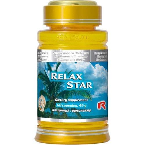Starlife RELAX STAR 60 kapslí