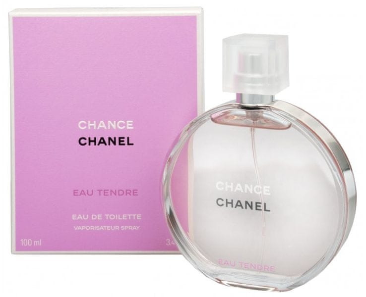 Chanel Chance Eau Tendre - EDT 100 ml pro ženy