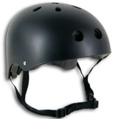 Spartan čelada Skate, črna, M