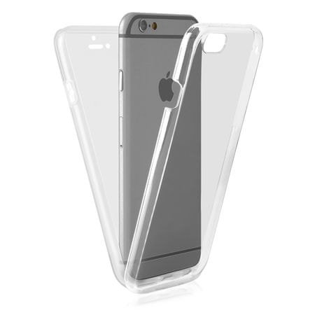 Silikonski ovitek za iPhone 6, prozoren