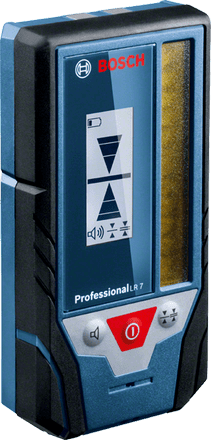 BOSCH Professional laserski sprejemnik LR 7 (0601069J00)