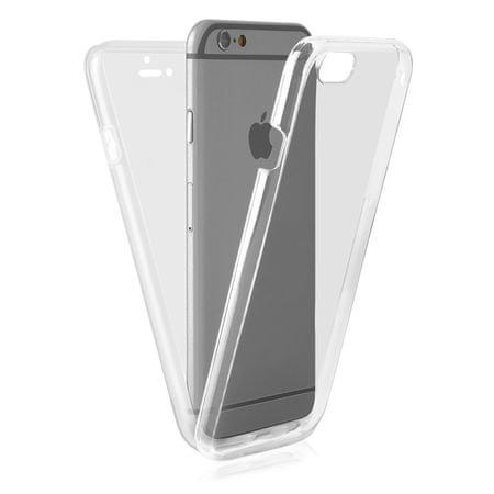 Silikonski ovitek za iPhone 7 / iPhone 8, prozren