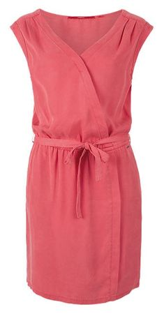 s.Oliver dámské šaty 34 červená