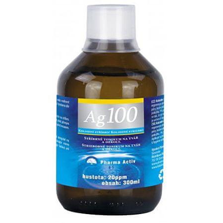 Pharma Activ Koloidné striebro Ag 100 (20 ppm) 300 ml