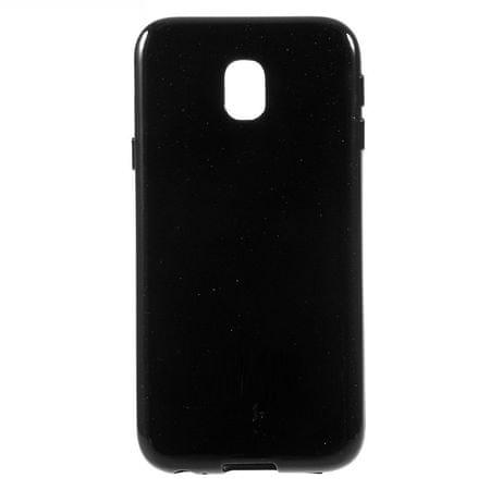 Tanek silikonski ovitek Jelly za Samsung Galaxy S9 G960, črn