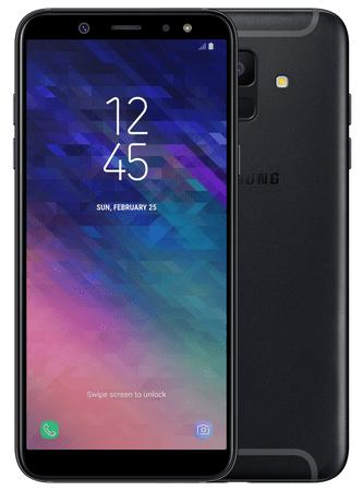 Samsung Galaxy A6, Black