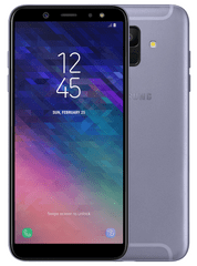 Samsung Galaxy A6, Lavender