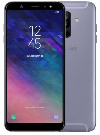 Samsung Galaxy A6+, Lavender