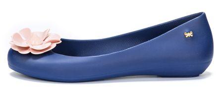 Zaxy dámské baleríny Nature 35/36 modrá