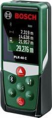 Bosch PLR 40 C laserový dálkoměr