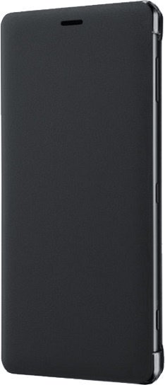Sony Style Cover Flip pro Xperia XZ2 Compact Black (1312-4414)