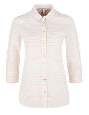 Q/S designed by koszula damska 36 kremowy