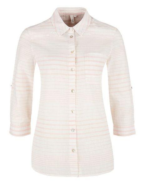 Q/S designed by dámská košile 36 smetanová