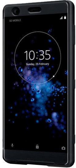 Sony Style Flip Cover pro Xperia XZ2 Black (1312-4635)