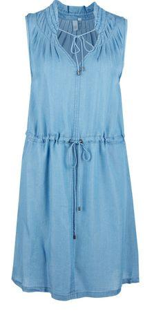 Q/S designed by női ruha 34 kék