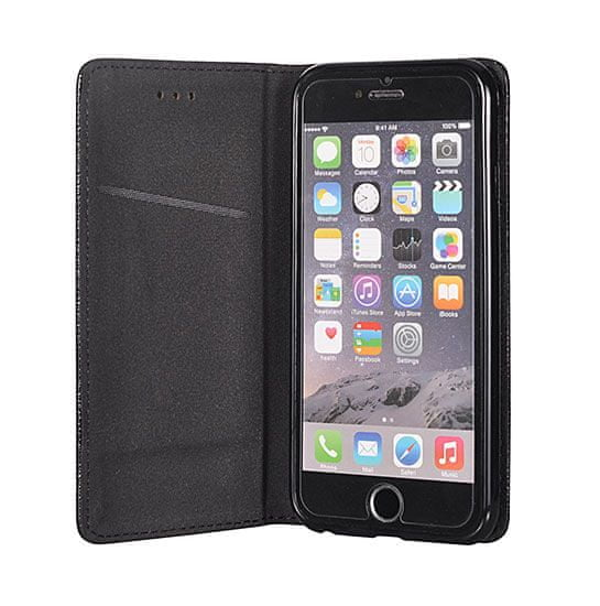 Havana magnetna preklopna torbica za iPhone 6/ 6S, črna