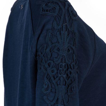 Mustang női pulóver L sötét kék  d4f09e9fd7