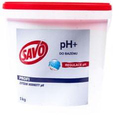 Savo Savo pH+ pH érték növelő medencébe 5 kg