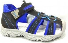 Protetika Chlapecké sandály Art - černé