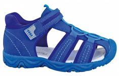 Protetika Chlapecké sandály Art - modré