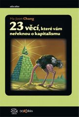 Chang Ha-Joon: 23 věcí, které vám neřeknou o kapitalismu