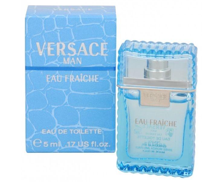 Versace Eau Fraiche Man - miniatura EDT 5 ml