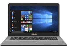 Asus prenosnik Vivobook 17 X705NA-BX046T PN4200/4GB/SSD256GB/17,3/WIN10Home (90NB0FP2-M00990)