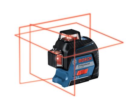 BOSCH Professional linijski laser GLL 3-80 Professional + BT 150 (06159940KD)