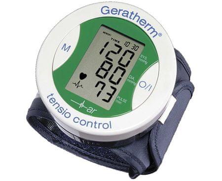 Geratherm Tonometer digitálny automatický tensio CONTROL zápästné