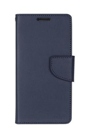 Goospery preklopna torbica Bravo Diary za Samsung Galaxy S9 G960, temno modra