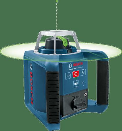 BOSCH Professional rotacijski laser GRL 300 HVG+LR 1+BT 300+GR 240 (061599404B)