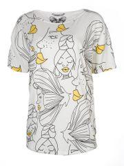 Desigual ženska majica Yakarta