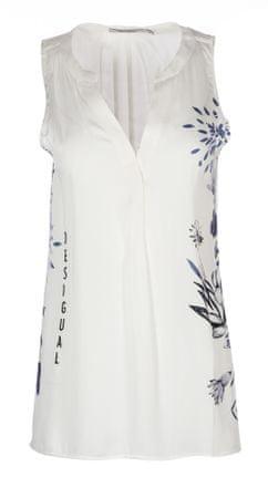 Desigual ženska bluza Colette S bela