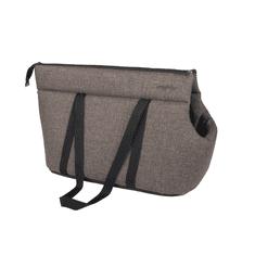 Argi prenosna torba za psa Palermo, poliester, rjava