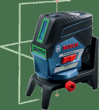 BOSCH Professional kombiniran laser GCL 2-50 CG + RM 2 + L-Boxx (0601066H00)