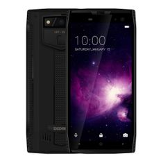 Doogee S50 6GB/128GB, DualSIM, CZ LTE, černý