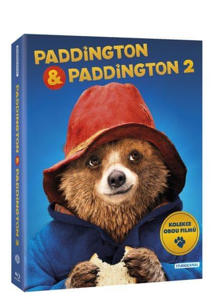 Kolekce Paddington 1 & Paddington 2 - Blu-ray