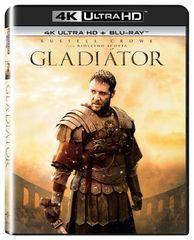 Gladiátor  (2 disky - včetně prodloužené verze) - Blu-ray + 4K ULTRA HD