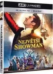Největší showman (2 disky) - Blu-ray + 4K ULTRA HD