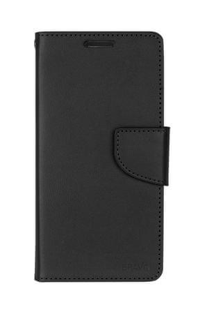 Goospery preklopna torbica Bravo Diary za Samsung Galaxy S9 G960, črna