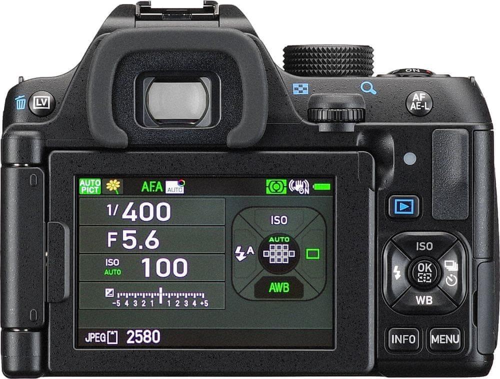 Pentax K-70 + DAL 18-50 DC WR RE + DAL 50-200 WR