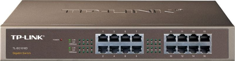 TP-Link TL-SG1016D 16x Gigabit Switch (TL-SG101)