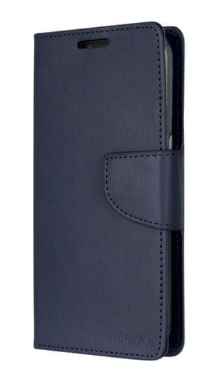 Goospery preklopna torbica Bravo Diary za Samsung Galaxy S9 Plus G965, temno modra