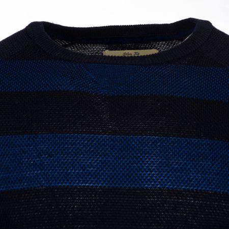 a4e9a6043f4 Timeout pánský svetr M tmavě modrá