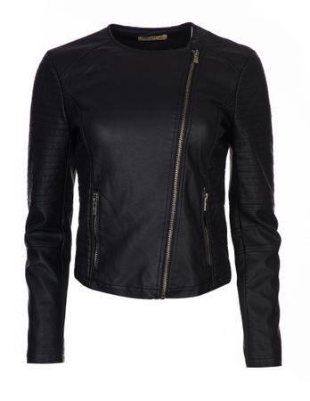 Timeout ženska jakna, črna, M