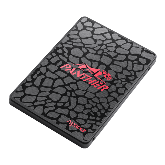 "Apacer SSD disk AS350 Panther 120 GB, 6.35 cm (2,5""), SATA3, TLC"