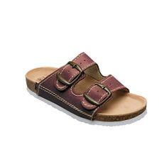 13142e659ea0 SANTÉ Zdravotní obuv dětská D 202 C32 BP bordo (Velikost vel.