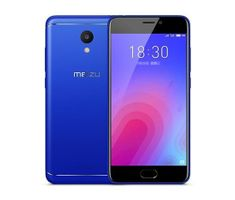 "Meizu M6, 3GB/32GB, 5,2"" IPS, modrá"